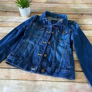 Gap Kids Girl's Jean Jacket Size Medium